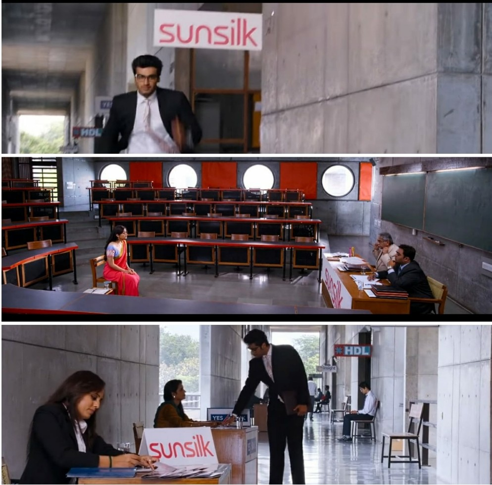 Stealth marketing example of Sunsilk in 2 States