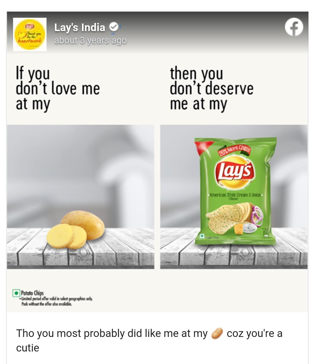 Lay's using Meme Marketing Strategy