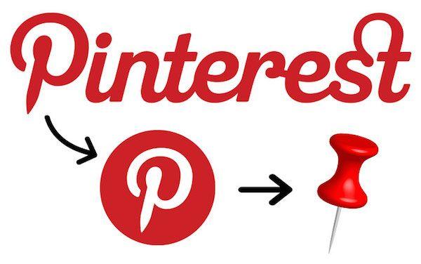 Pinterest Brand logo