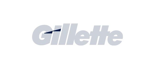 Gillette Brand logo