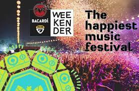 Bacardi NH7 Weekender Music Festival - Surrogate marketing example