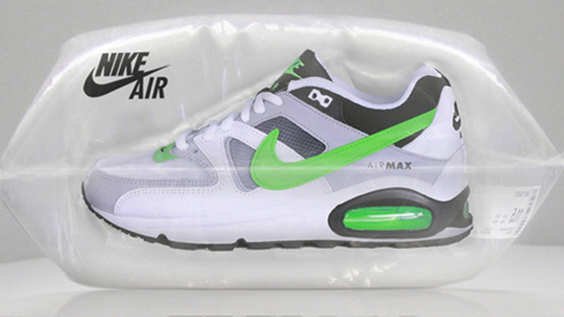 Nike Air shoes product Packaging