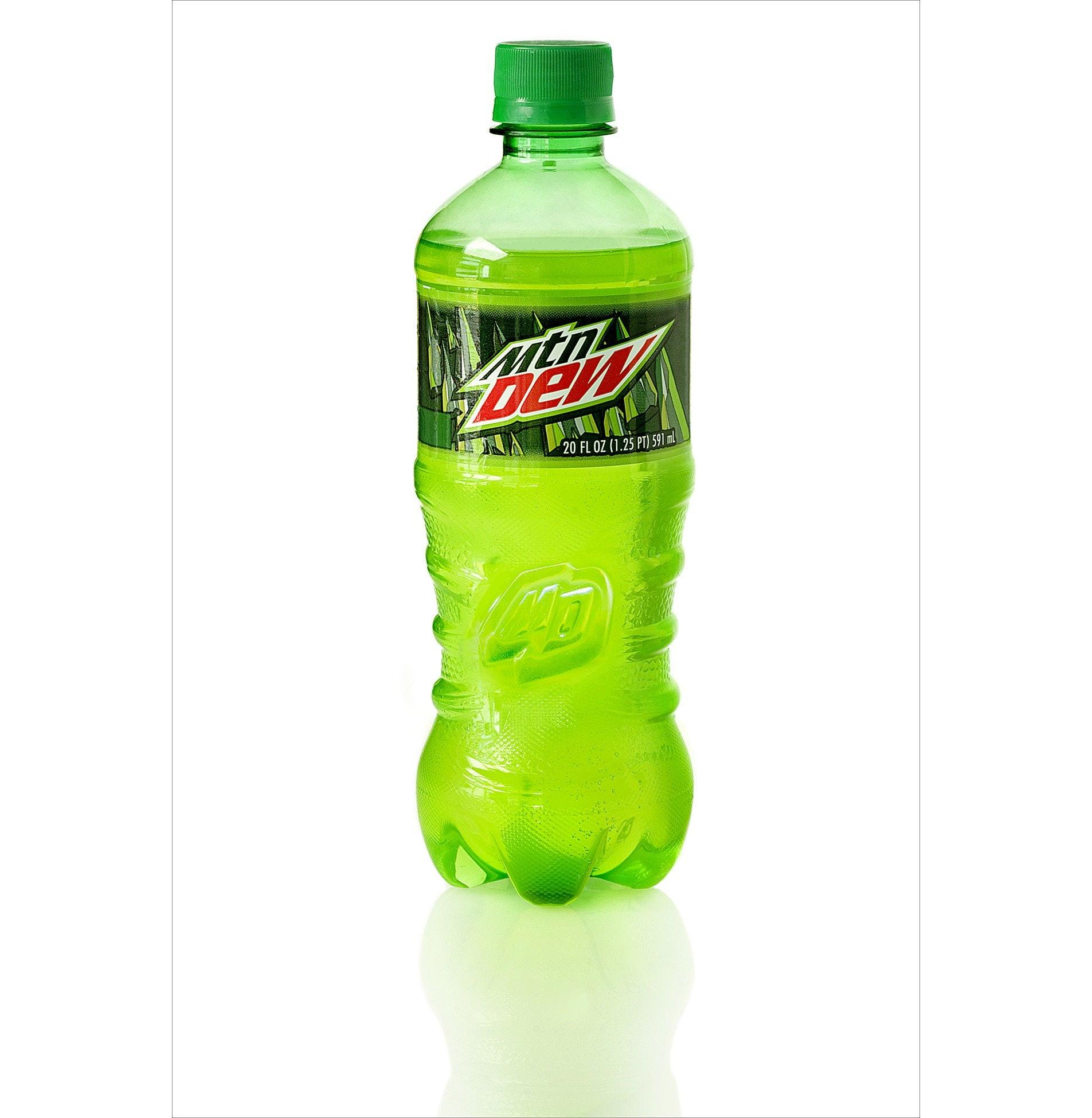 Mountain Dew Packaging