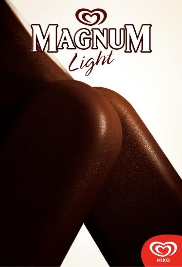 Hidden Message in Magnum Ice Cream Ad