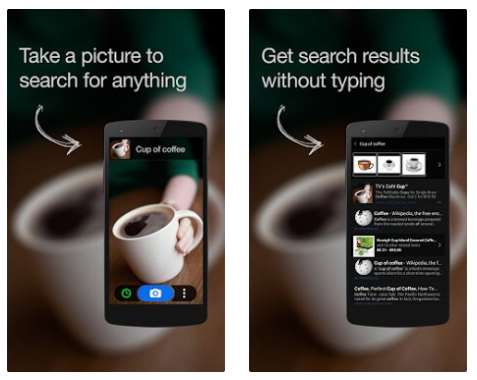 CamFind Visual Search- Marketing Trend of 2021
