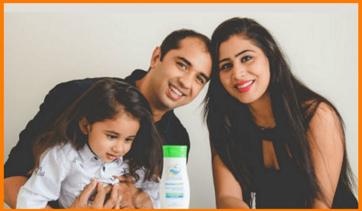 Founders of Mamaearth Ghazal Alagh and Varun Alagh- Mamaearth marketing strategy