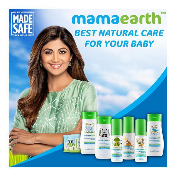 Shilpa Shetty became an investor and brand ambassdor. Marketing Strategy of Mamaearth