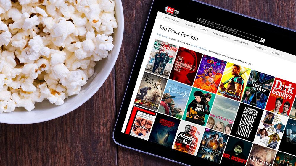 Netflix- Personalization- Digital Marketing Trend