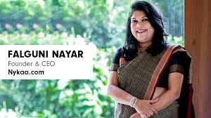 Founder of Nykaa Marketing Strategies of Nykaa