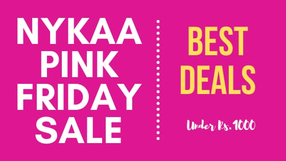 Nykaa special sale
