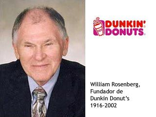 dunkin donuts founder