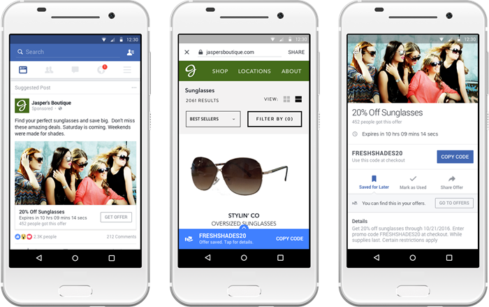 Facebook Advertising - One of the Type of Marketing Strategy for Small Business