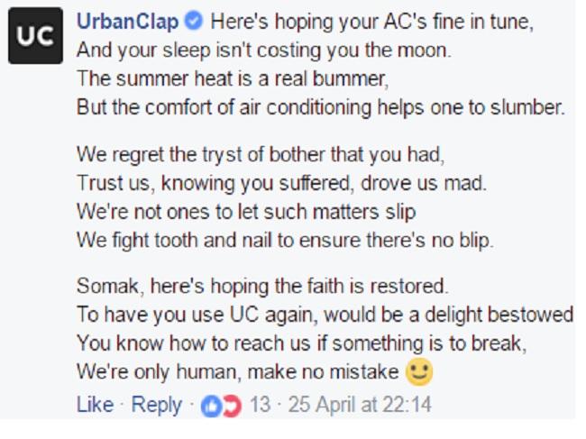 urbanclap-PR-Strategy
