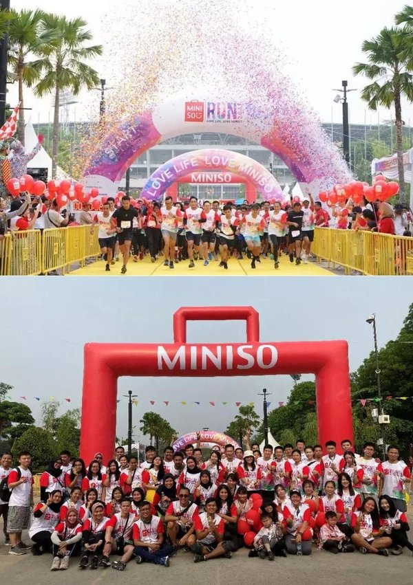 Miniso event marketing strategy