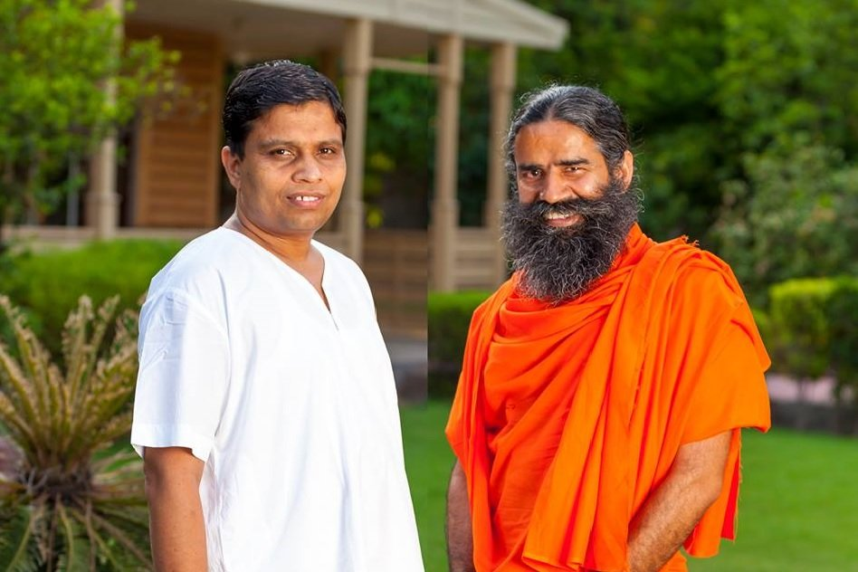 Patanjali-Founders